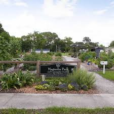 March 2017 Park of the Month Magnolia munity Garden