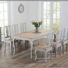 Shabby Chic Dining Room by White Shabby Chic Dining Room Table And Chairs Chairs Home