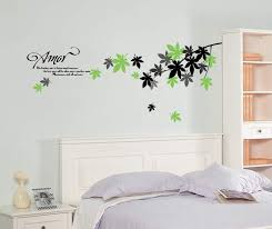 Retro Vintage Tree Home Decoration Posters Wall Stickers Furniture Bathroom Bedroom Decor Mirror Art Vinyl Removable Decals