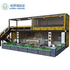 104 Shipping Container Design Factory Custom Coffee Shop 20ft Prefabricated Coffee Shop Buy House Prefabricated Coffee Shop Coffee Shop Product On Alibaba Com