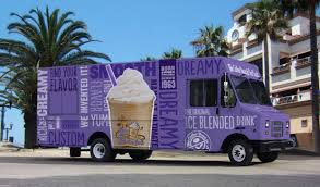 Coffee Bean Debuts Ice Blended Truck This Summer - Social Hospitality
