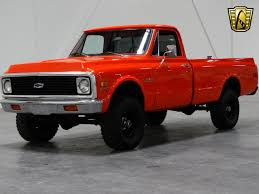 Classic 1971 Chevrolet K10 4700 Miles Torch Orange Truck 5.7L TPI V8 ... What Ever Happened To The Long Bed Stepside Pickup 1971 Chevrolet C10 For Sale Classiccarscom Cc1066785 Cool Great Other Pickups Stock Truck Cst Panels Vans Original 1984 Chevy K10 For Best Resource 71 Custom Deluxe Youtube Featured Article Classic Trucks Magazine February 2012 Sale In Our Orlando Florida Showroom Is A Red Cc942028 Truck Busted Knuckles Truckin Looking Back Gmc Duncans Speed