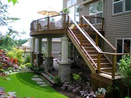 100 Trilevel House Deck Designs Tri Level 1918kaartenstempnl