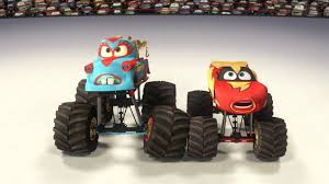 Cars Toon: Monster Truck Mater – July 30th Premiere | Pixar Talk Monster Jam Stunt Track Challenge Ramp Truck Storage Disney Pixar Cars Toon Mater Deluxe 5 Pc Figurine Mattel Cars Toons Monster Truck Mater 3pack Box Front To Flickr Welcome On Buy N Large New Wrestling Matches Starring Dr Feel Bad Xl Talking Lightning Mcqueen In Amazoncom Cars Toon 155 Die Cast Car Referee 2 Playset Kinetic Sand Race Blaze And The Machines Flip Speedway Prank Screaming Banshee Toy Speed Wheels Giant Trucks Mighty Back Toy