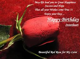 Romantic Happy Birthday Wishes for Wife with and Quotes