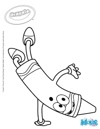 Crayola Crayon Names Coloring Page Best Of Name Maker