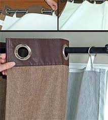 Thinsulate Insulating Curtain Liner Pair by Features Material Face 80 Polyester 20 Cotton Back 100