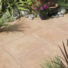 Patio Floor Ideas On A Budget by Exterior Good Looking Exterior Garden Decoration Design In