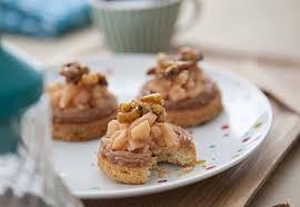 cuisiner des marrons frais tartelette minute crème de marrons coing et pignons caramélisés