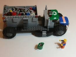100 Lego Recycling Truck LEGO IDEAS Product Ideas