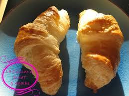 cuisine et loisirs t et agathedélicieux croissants avec pâte