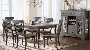 Gray Dining Room Sets