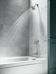 kohler archer 5 ft left hand drain soaking tub in white k 1123 la