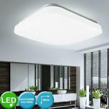 details zu led deckenleuchte wohnzimmer tages licht büro badezimmer le beleuchtung küche