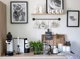 kaffee ecke in der küche wohnung küche küche einrichten