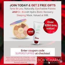 BOXYCHARM CODE JANUARY 2019 - Boxycharmbeauties Instagram ... 3050 Reg 64 Tarte Shape Tape Concealer 2 Pack Sponge Boxycharm August 2017 Review Coupon Savvy Liberation 2010 Guide Boxycharm Coupon Code August 2018 Paleoethics Manufacturer Coupons From California Shape Tape Stay Spray Vegan Setting Birchbox Free Rainforest Of The Sea Gloss Custom Kit 2019 Launches June 5th At 7 Am Et Msa Applying Discounts And Promotions On Ecommerce Websites Choose A Foundation Deluxe Sample With Any 35 Order Code 25 Off Cosmetics Tarte 30 Off Including Sale Items