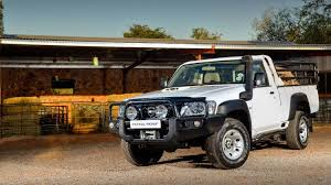 Nissan Patrol Pickup | Nissan South Africa