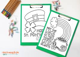I Should Be Mopping The Floor Free Printable St Patricks Day