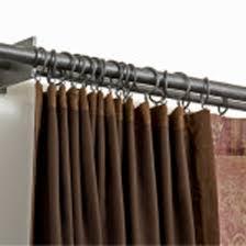Rod Desyne Double Curtain Rod by Window Treatments Double Traverse Curtain Rod Kirsch Double
