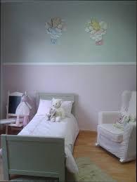 papier peint fille chambre chambre fille chambre b b peinture ou papier peint avec papier peint