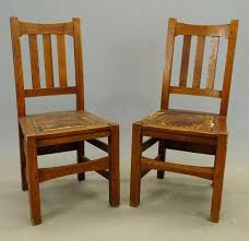 Mission Oak Chair Original Style Arts Crafts By Brothers For ... Antique Arts Crafts Mission Youth High Chair Original Local Pick Up Mission Oak Library Table Desk 42 12 Across 26 Deep 30 Pressed Back 39 At 18 To Seat Victgeorgian Childs Metamorphic A Set Of Four Style Oak High Back Ding Chairs Mode 3 Ways To Increase The Height Ding Chairs Wikihow Vintage Arts And Crafts Or Mission Plant Stand Style Oak Tv Stands The Fniture Shop Stow Leaf Set Dark Bow Arm Morris Brown Cherry Tags Maple Big Armchair Pair In Charles Rohlfs