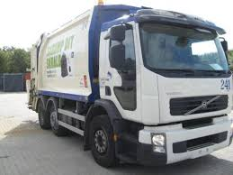 100 240 Truck Volvo FE Renovationsvogn Garbage Truck For Sale Retrade