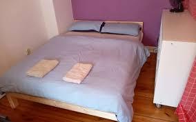 schlafzimmer mit gastgeber teilen