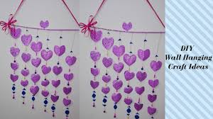 Awesome Wall Decoration With Colour Paper As Well Diy Hanging Craft Ideas Using For Teenagers
