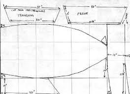 one sheet john boat