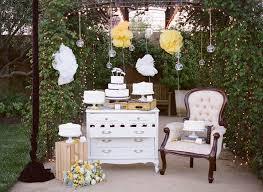 Rustic Chic Glamorous Wedding