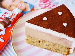 eine torte à la kinderschokolade fräulein ella