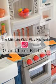Step2 Grand Luxe Kitchen Toys by Kid U0027s Play Oven Mitt And Pot Holder