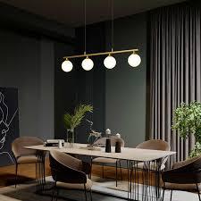alle kupfer led kronleuchter moderne minimalistischen glas wohnzimmer esszimmer loft küche schlafzimmer home interior dekoration beleuchtung