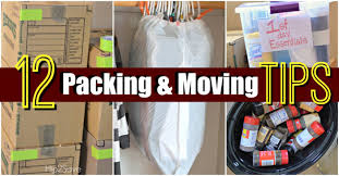 12 Packing Moving Tips Hip2Save