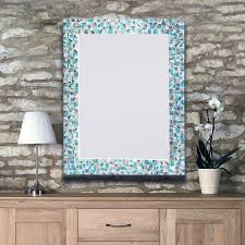 Brown Mosaic Bathroom Mirror by 541 Best Mosaic Mirrors Images On Pinterest Green Street Glass