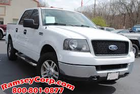 100 2005 Ford Trucks Used F150 SuperCrew For Sale At Ramsey Corp VIN