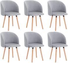 design stuhl sitzfläche aus leinen holzgestell woltu bh54gr