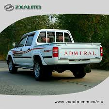 100 Isuzu Pickup Trucks China Zx Auto Admiral Double Cabin 2WD Truck BQ1021Y2A