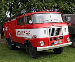 100 German Trucks East German Fire Truck A IFA W50L At The Oldtimer Youngt Flickr