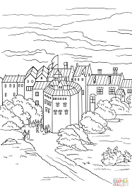 Click The Globe Theater Coloring Pages To View Printable Version Or Color It Online Compatible With IPad And Android Tablets