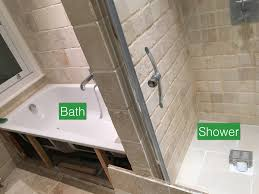 Bathtub Water Stopper Not Working by Bathroom Drainage Bath U0027s Water Flooding Shower Home Improvement