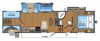 5th Wheel Campers With Bunk Beds by New Or Used Fifth Wheel Campers For Sale Rvs Near Albuquerque