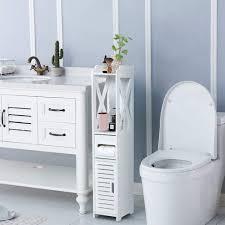 badezimmerschrank säule schrank säule für toilette büro