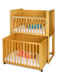 Bunkie Cribs For Twins
