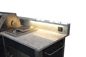 beleuchtung led licht outdoor küche häusler