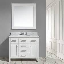 Design Element London Stanmark 42 In. Single Bathroom Vanity Set ... Design Element Milan 24 Bathroom Vanity Espresso Free Shipping 78 Ldon Double Sink White Dec088 36 Single Set In Galatian 88 With Porcelain Stanton 72 W Vessel Inch Drawers On The Open Bottom Dec074sw Citrus 48inch Solid Wood W X 22 D 61 Gray Marble Hudson 34 H