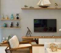 Nautical Themed Living Room Furniture by Beach Style Office Desk Pinterest Fails Best Blue Decor Ideas That