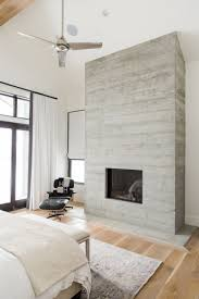 modern brick fireplace designs Modern Fireplace Designs to