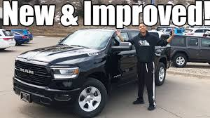 100 New Truck Reviews THE BRAND NEW 2019 Ram Review From A Tall Guys Perspective YouTube