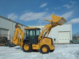 Backhoe Rental - Zartman Construction, Inc.